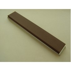 Финишный камень GRINDERMAN 25х6х152мм из керамики (оксид алюминия 96,5%) на бланке 25х6х152мм Российского производства на бланке
