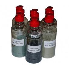 НШКК-6: набор шлифзерна карбида кремния (F60;F120;F220;F400;F600;F1000) 6х200 грамм