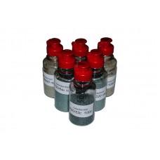 НШКК-6: набор шлифзерна карбида кремния (F60;F120;F220;F400;F600;F1000) 6х100 грамм