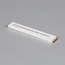 Точильный камень GRINDERMAN из оксида алюминия (25А) для заточных систем ширина 25мм толщина 6мм длина 147мм F600 Российского производства на бланке