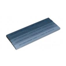 Точильный камень GRINDERMAN из карбида кремния (64С) для заточных систем ширина 12мм толщина 6мм длина 152мм Набор 5 (пять) камней GRINDERMAN 12х6х152мм из карбида кремния (F120, F220, F400, F600, F1000) Российского производства