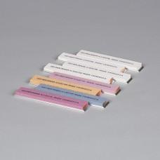 Точильный камень GRINDERMAN из оксида алюминия (25А) для заточных систем ширина 25мм толщина 6мм длина 152мм  F120, F220, F400, F600, F1000Российского производства на бланке