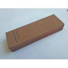 Брусок водный для ручной заточки GRINDERMAN из оксида алюминия ширина 50мм толщина 25мм длинна 150мм N120VM