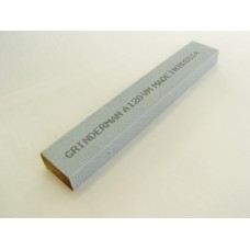 Точильный камень GRINDERMAN из оксида алюминия (25А) для заточных систем ширина 25мм толщина 12мм длина 152мм F120 Российского производства.