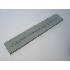 Точильный камень GRINDERMAN из карбида кремния (64С) для заточных систем 25X6X152 мм C 600 VM Российского производства