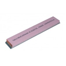 Точильный камень GRINDERMAN из электрокорунда розового, для заточных систем ширина 25мм толщина 6мм длина 152мм F220 Российского производства