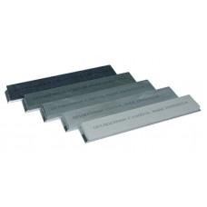 Набор 5 (пять) камней GRINDERMAN 25х6х152мм из карбида кремния (F120, F220, F400, F600, F1000) на бланках