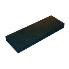 Брусок водный для ручной заточки GRINDERMAN из карбида кремния ширина 75мм толщина 20мм длинна 200мм F150