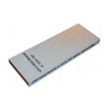 Брусок водный для ручной заточки GRINDERMAN из оксида алюминия ширина 75мм толщина 15мм длина 200мм A320SO