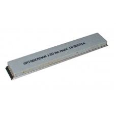 Точильный камень GRINDERMAN из оксида алюминия (25А) для заточных систем ширина 25мм толщина 6мм длина 152мм F600 Российского производства на бланке