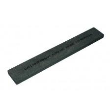 Точильный камень GRINDERMAN из карбида кремния (64С) для заточных систем Профиль ширина 25мм толщина 8мм длина 200мм F120 Российского производства