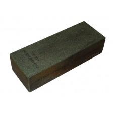 Брусок водный для ручной заточки GRINDERMAN из карбида кремния ширина 75мм толщина 50мм длинна 200мм F100