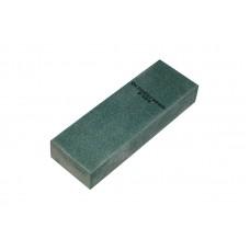 Брусок водный для ручной заточки GRINDERMAN из карбида кремния ширина 50мм толщина 25мм длинна 150мм F100