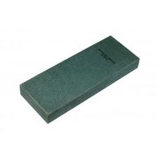 Брусок водный для ручной заточки GRINDERMAN из карбида кремния ширина 75мм толщина 25мм длинна 200мм F100