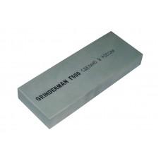 Брусок водный для ручной заточки GRINDERMAN из карбида кремния ширина 75мм толщина 25мм длинна 200мм B600VL