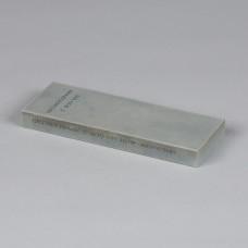 Брусок водный для ручной заточки GRINDERMAN из карбида кремния ширина 75мм толщина 20мм длинна 200мм C400VM